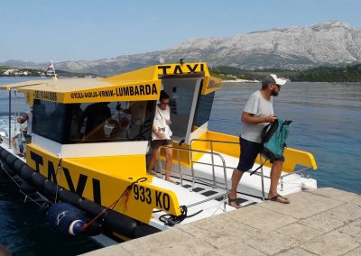 Taxi Cat offers fast and safe boarding and disembarkation